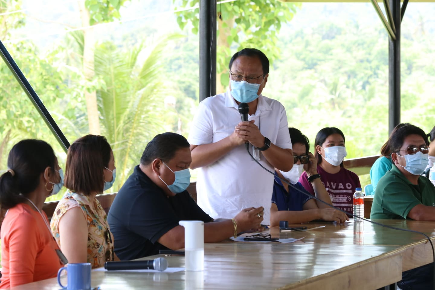 Cong. PJ opens livelihood program for 3rd District