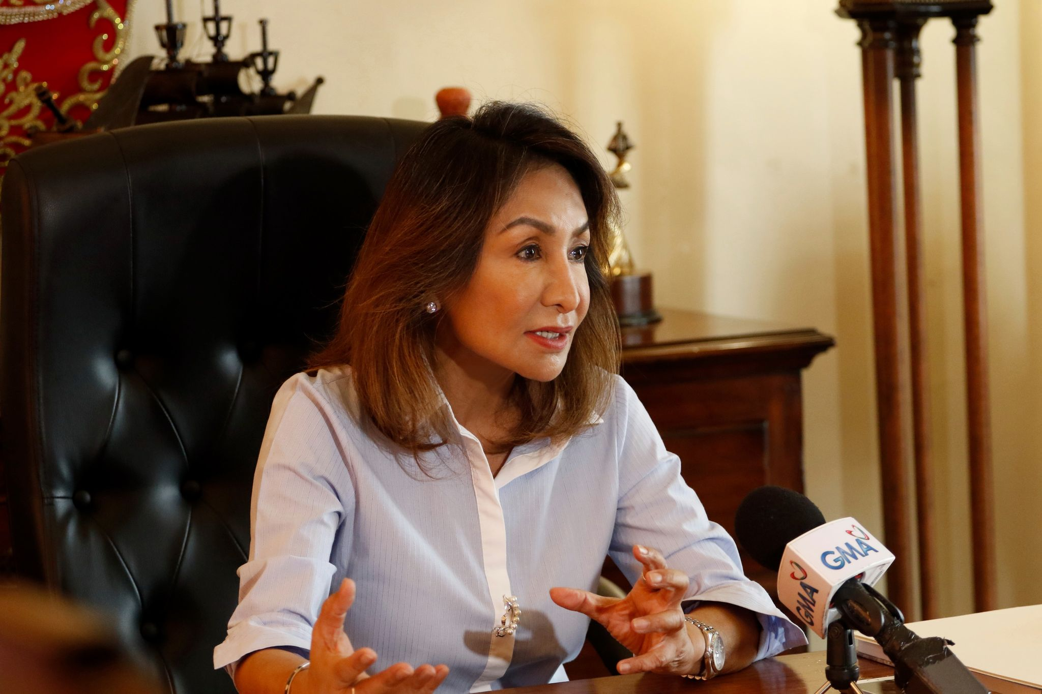 It's not about Manila Bay for us, but the unpermitted domestic sale - Gov clarifies