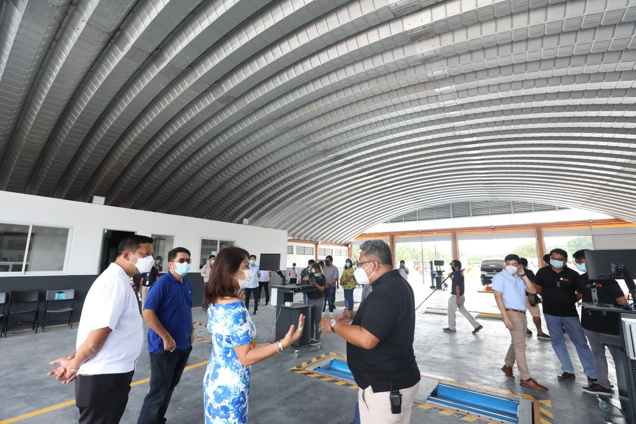 New LTO office rises in Carcar