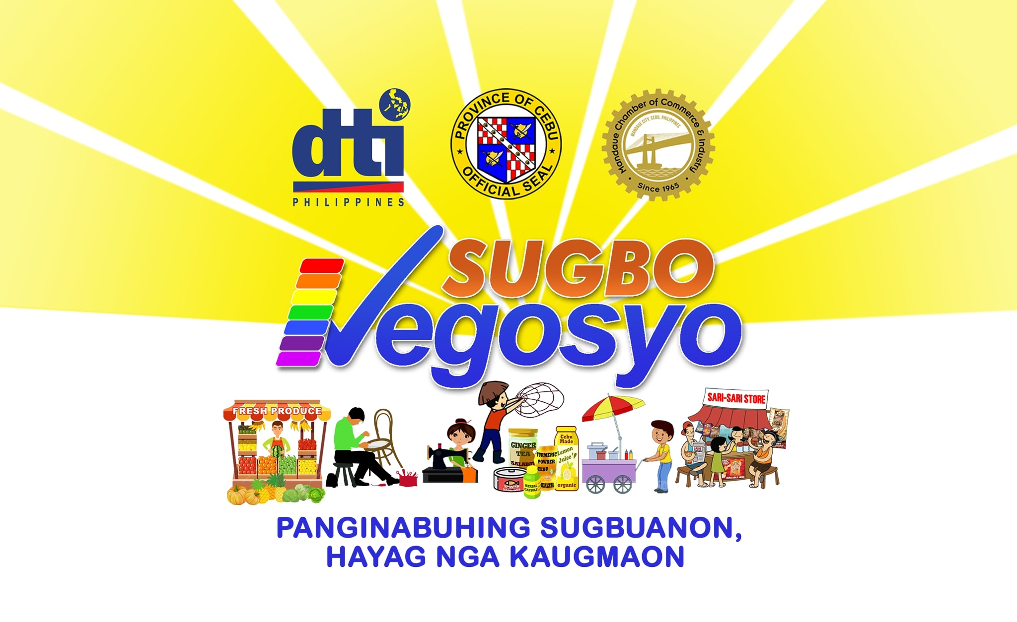 Gov assures to continue Sugbo Negosyo if program succeeds