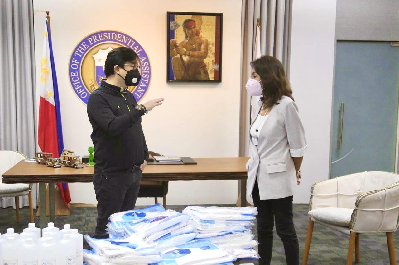 Opav grateful to Gov. Garcia, Capitol 'for taking good care of Cebuanos'